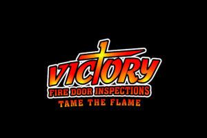 VictoryFire Door Logo