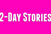 2-Day Stories Blog Banner