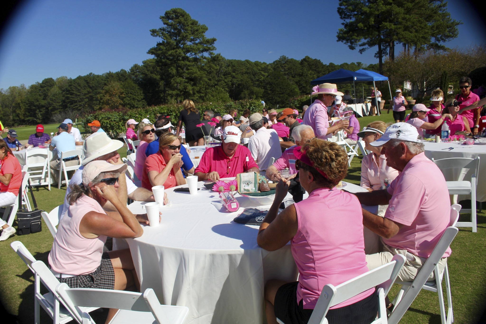 """Fore The Cure"" Raises Over $33,500 for It's The Journey"