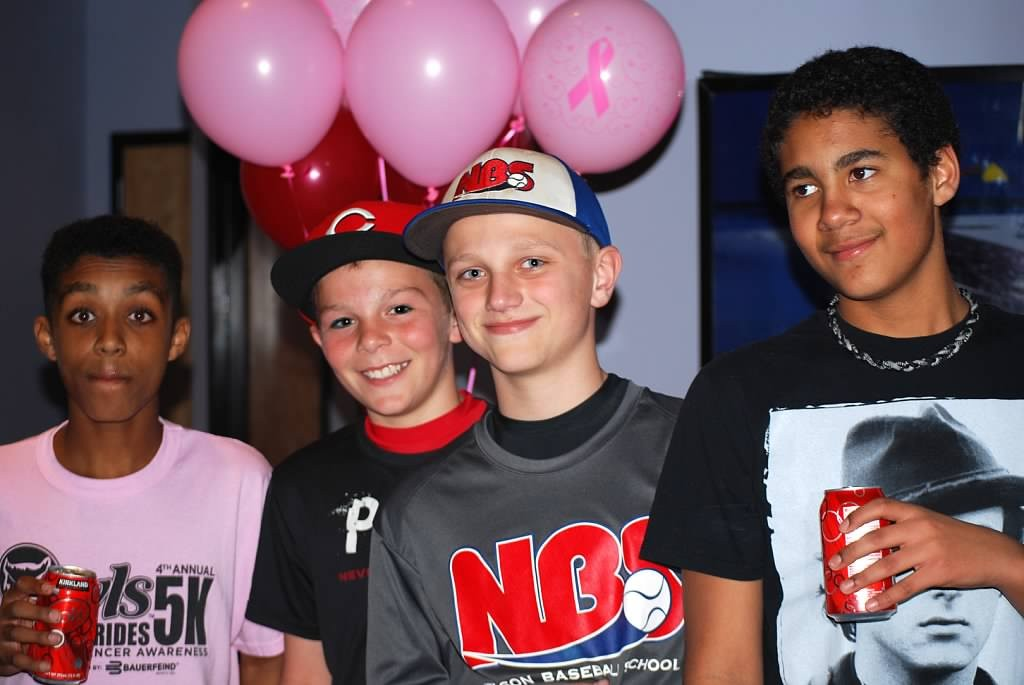 Teen Fundraiser