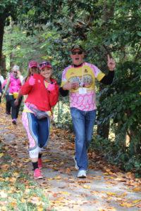 August Training Walk- Alpharetta Greenway