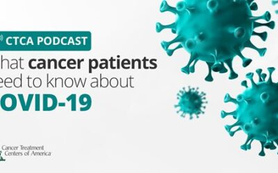 What Cancer Patients Need to Know About COVID-19